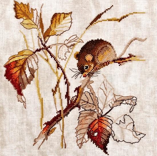 Мышка – символ чувственности и вожделения!