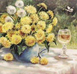 (AL 1004)Dandelion Wine
