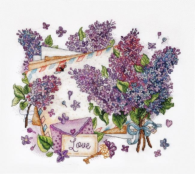 Письма с запахом и секретиками