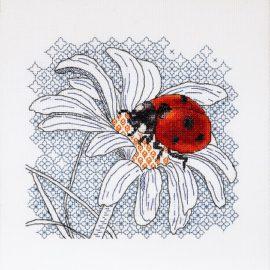 Декоративная серия - вышивка на канве (аиде)